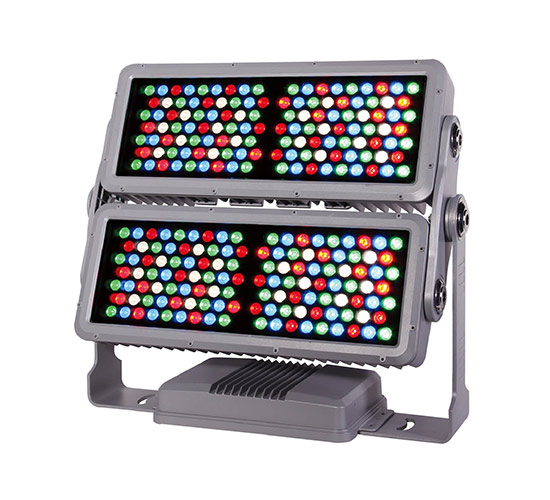 Rgb led floodlights wall washers outdoor floodlight projectors esl jrf5 252 mozeypictures