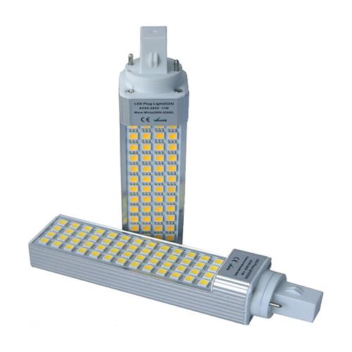 PL LED Bulbs, G24/PLC LED Lamps - Manufacturer, Supplier