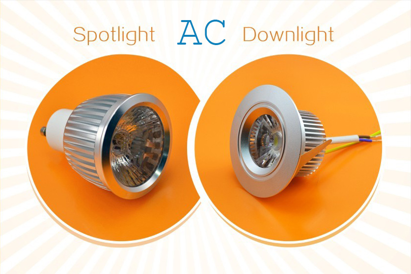 AC LED Lights