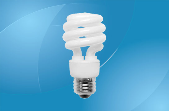 Daylight CFL Bulbs