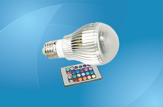 Multi Color LED Bulbs