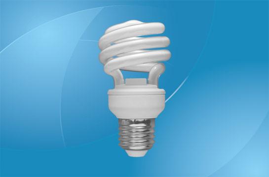 Spiral CFL Bulbs